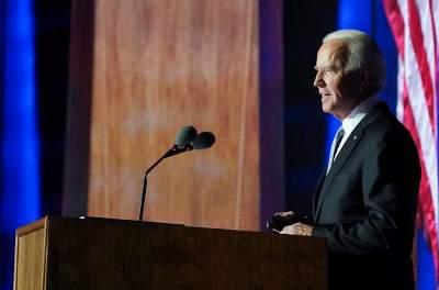 """拜登以""""当选总统""""身份发表全国讲话 拜登当选美国总统特朗普结局怎样"""