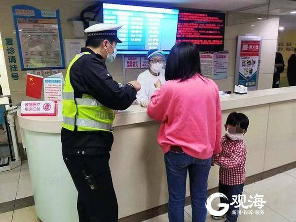 女儿鱼刺卡喉,父亲开车送就医,遇交警执法一查......酒驾!
