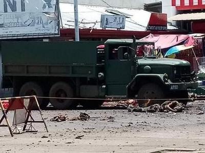菲媒:菲律宾南部发生爆炸事件,已致4名士兵和2名平民身亡