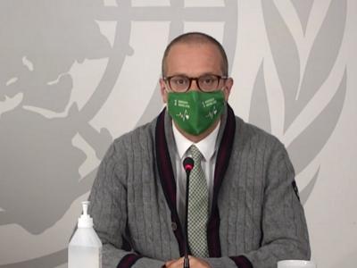 世卫组织欧洲办事处:欧洲新冠病毒的感染传播令人震惊