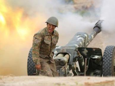 亚美尼亚国防部称:纳卡部队已摧毁阿塞拜疆137辆装甲车辆