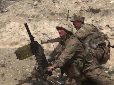 阿塞拜疆称亚美尼亚550名士兵在冲突中阵亡,亚美尼亚反驳