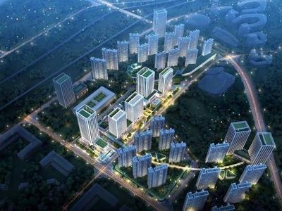 建设青岛首个未来医疗场景展示中心,国际大健康产业集聚区项目进展迅速