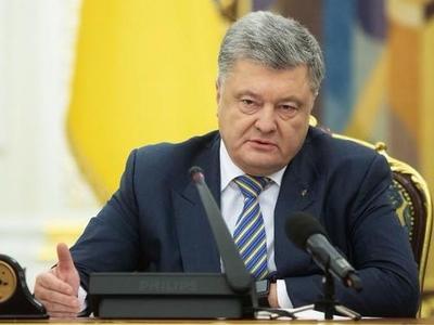 乌克兰前总统波罗申科新冠病毒检测结果呈阳性,正在家里接受治疗