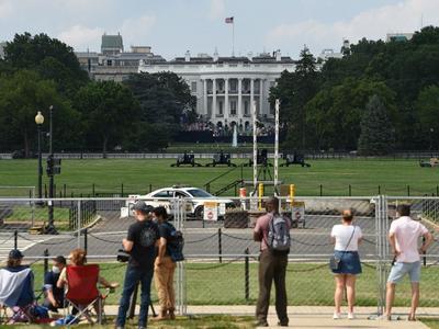 关闭6个月后,美国白宫将于9月12日起限制性恢复对公众开放