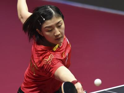 """乒乓""""三大赛""""11月起中国重启,青岛名将陈梦无缘女子世界杯"""