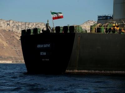 美国针对伊朗石油化工部门发起新一轮制裁