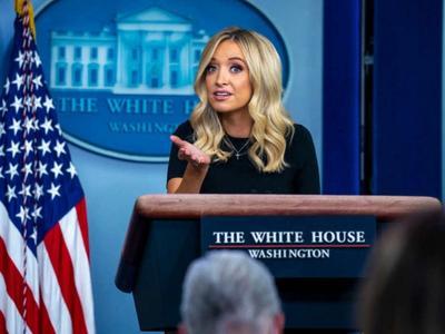 白宫新闻发言人新冠检测呈阳性