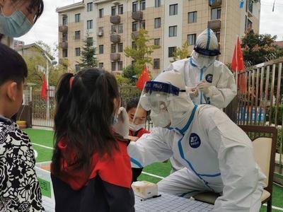 莱西市继续保留21处免费核酸检测点,截止时间10月18日24时