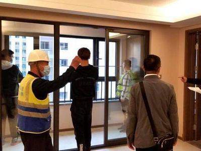 """一户一档!青岛这个地方率先推行""""住宅工程质量分户验收""""制度"""