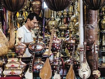 喀什的外地游客只需持七日内有效核酸检测阴性报告即可离开
