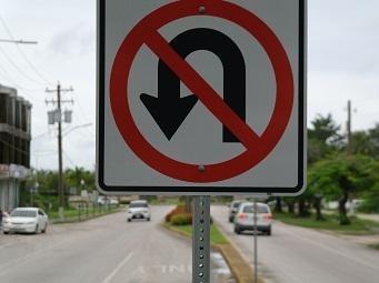 禁止掉头、禁止货车通行、限时禁止左转……市北区多处路口拟增设禁令标志
