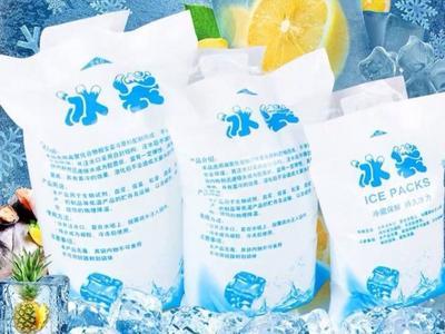 黏糊糊的生鲜冰袋是有害物质吗?专家:无毒安全可以重复使用