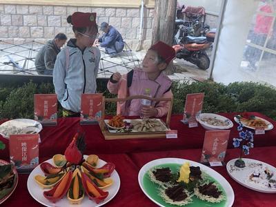 到鳌山卫买特色农产,逛乡村旅游,鳌山卫农民丰收节暨第四届茶芋文化节开幕