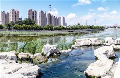 """城市""""第二水源""""探访:青岛再生水,亟待派上大用场"""