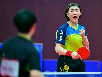 4:0横扫孙颖莎,青岛籍运动员陈梦找回状态,首夺全锦赛女单冠军