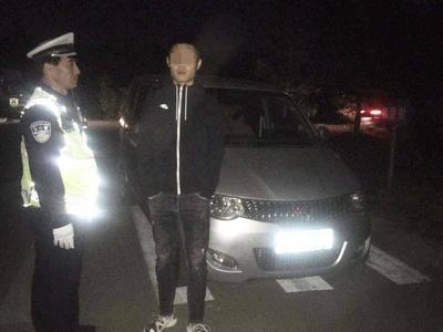 一晚查获17名酒司机,其他违法行为101起!青岛这个区交警开展夜查行动