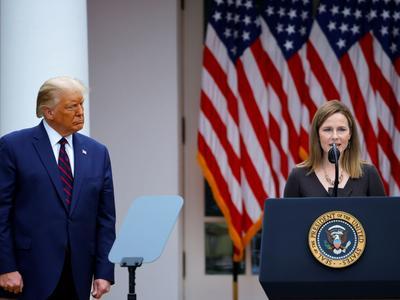 白宫、特朗普的竞选团队及相关人员20多人确诊新冠肺炎