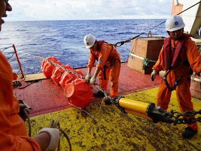 """入选""""经典中国国际出版工程"""",这本海洋科技类专著将发行英文版"""