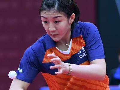 全国乒乓球锦标赛团体赛决赛:陈梦慢热,山东不敌河北获亚军