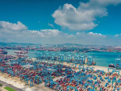 把开放的风吹向黄河流域!青岛着力打造东西互济、陆海联动的国际大通道
