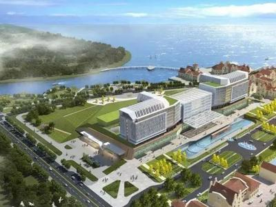 明年6月开诊!青岛将新添一所高水平三甲综合医院!
