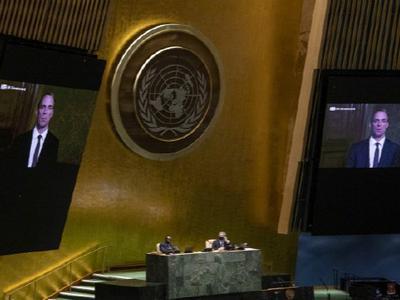 纽约联合国总部多名外交官感染新冠病毒,取消现场会议