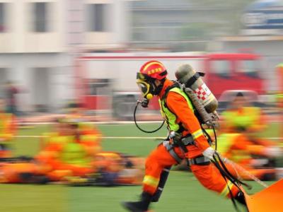 青岛这支消防队获全国119消防奖