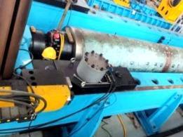 青岛这一试验填补了国内在油气管道全尺寸性能试验技术空白!