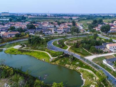 """村庄""""颜值高"""",村民""""心气顺"""" !5年间青岛建成市级美丽乡村示范村400个"""
