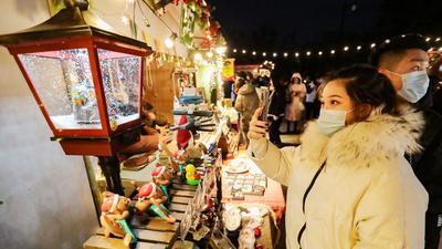 红肠法棍热红酒……青岛冬日正确打开方式原来是这样!