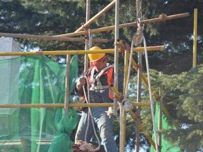 青岛应急管理部门发布提醒,冬季施工这些安全事项需注意