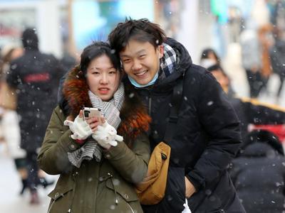 """青岛人快抓住周末暖阳!下周强冷空气入侵,大风降温雨雪""""悉数登场"""""""