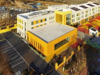 青岛又一幼儿园项目完工,可提供360个学位!预计明年正式投用