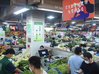 青岛2020年度星级农贸市场名单出炉,你家附近的打了几星?