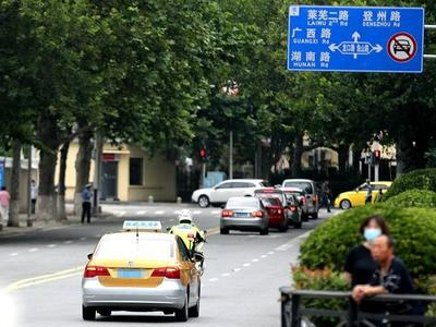 2021年1月1日起,青岛启动出租汽车客运市场秩序专项整治行动