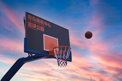 回放 | 坐标奥帆中心,KOK世界篮球争霸赛登陆青岛