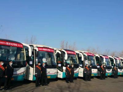 方便换乘地铁8号线!高新区开通2条免费摆渡车,优化调整6条公交线