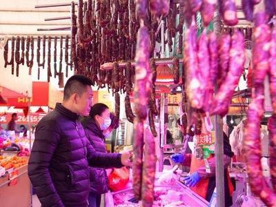 想吃顿白菜肉饺子,你可能得多花钱了!年末岛城猪肉价格悄悄上涨