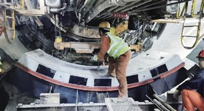 青岛地铁在建线路接连迎来新节点