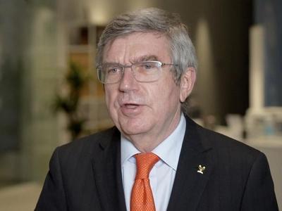 国际奥委会主席巴赫表示:奥林匹克运动期待东京奥运会如期举行