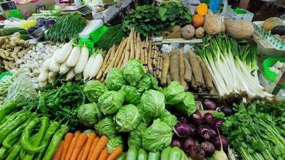 崂山区发布价格监测,菜价比上周涨11%,猪肉小幅上涨