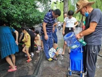 济南将试点泉水直饮:在家拧开水龙头就能喝,暂定每升0.3元