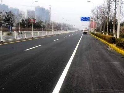 居民出行更方便!高新区和源路南段(火炬路-河东路)完成提升整治已通车