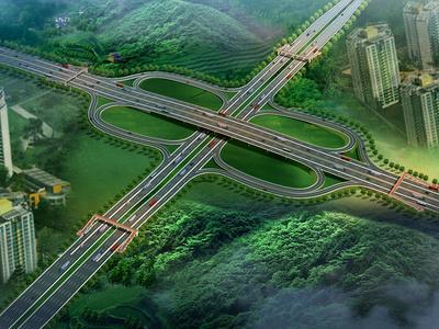 重大进展!长昆立交北半幅桥梁建成通车,将缓解滨海大道拥堵