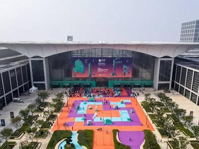中国•红岛国际会议展览中心项目斩获鲁班奖