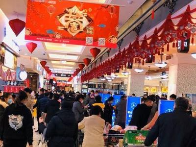 春节全国零售餐饮消费超8000亿元