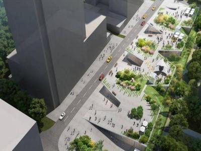 莱州路停车场竣工!市北今年还将新建4个停车场,新增车位1100个