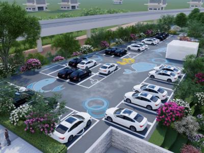 李村路停车场即将开工建设,450个停车位缓解青岛历史城区停车难问题