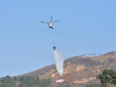 山东发布高森林火险气象等级预警